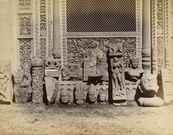 Miscellaneous sculptures from Mathura 1003848